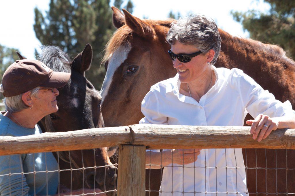 Jamie Skinner Horse Oregon